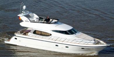 Моторная яхта Elegance 54 2008г.