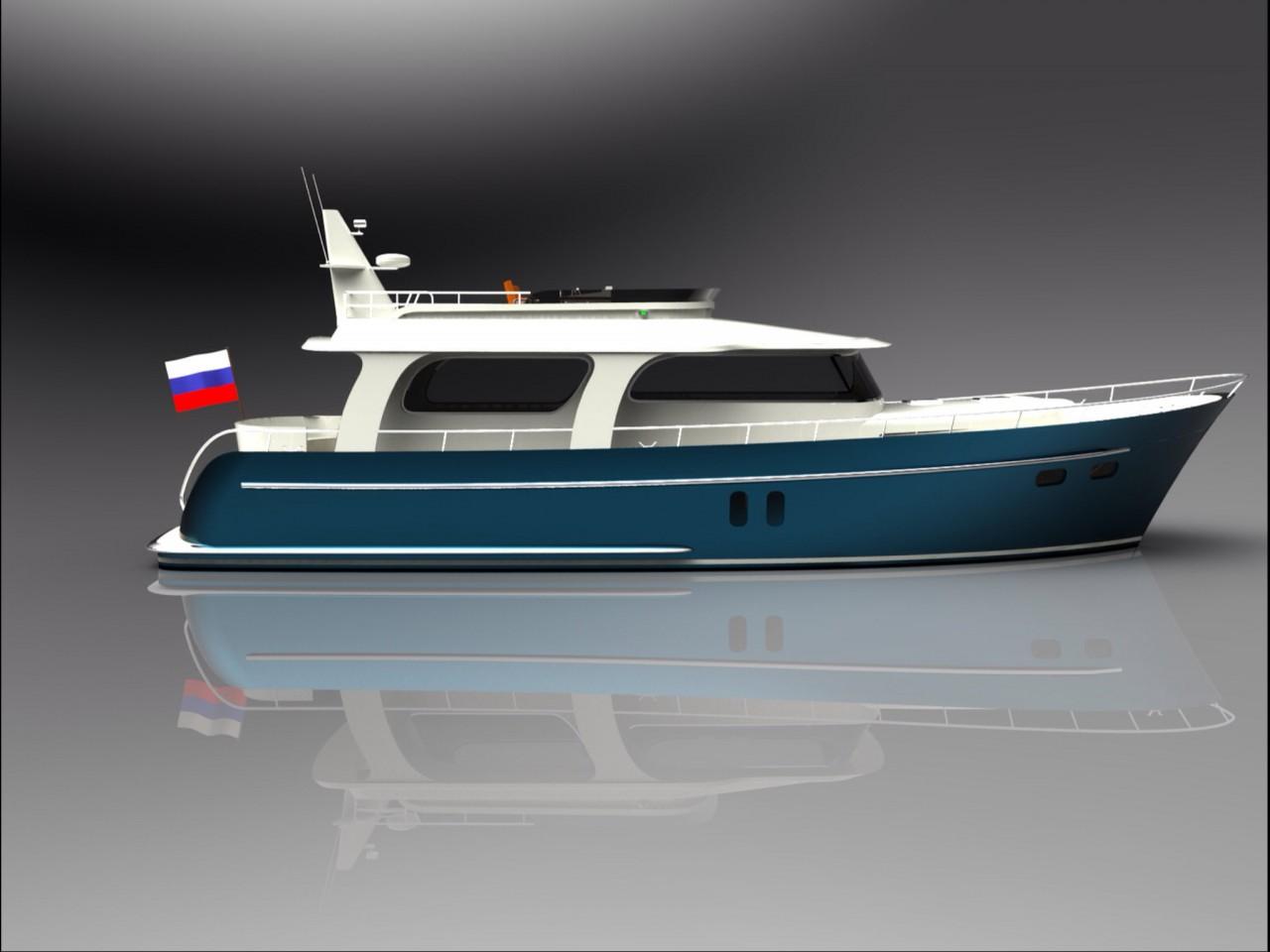 Rubicon 1700 Trawler